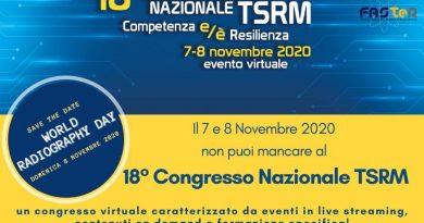 18° Congresso Nazionale dei Tecnici Sanitari di Radiologia Medica