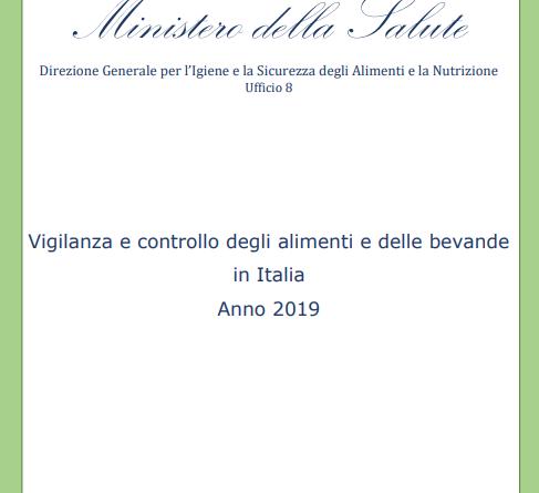 Vigilanza e controllo degli alimenti e delle bevande in Italia
